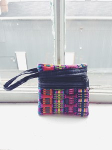 Hand-Woven Change Purse, $3.