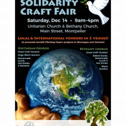 26th Annual Solidarity Craft Fair